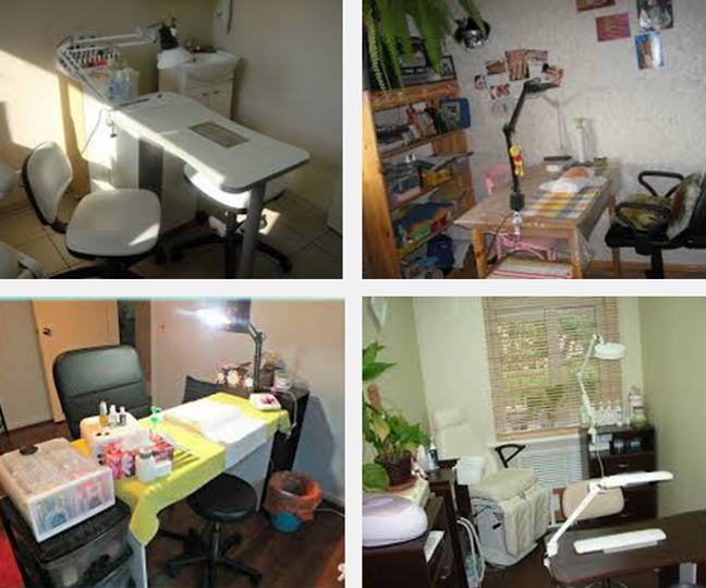 услуги мастеров маникюра на дому